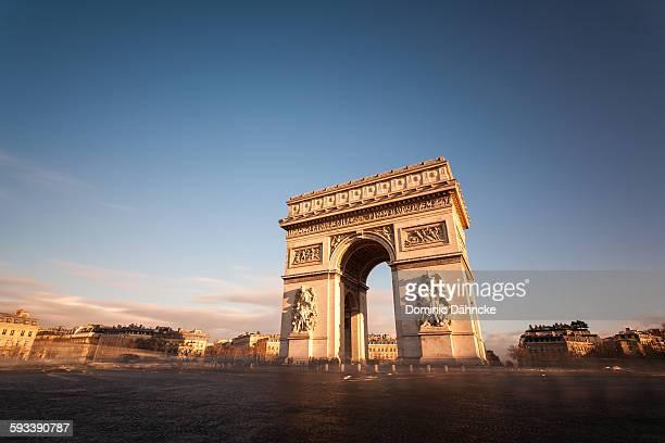 Arc de Triomphe (Paris. France)