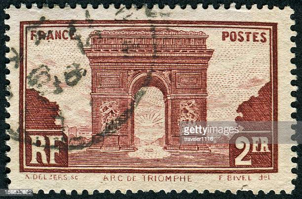 Timbre de l'Arc de Triomphe