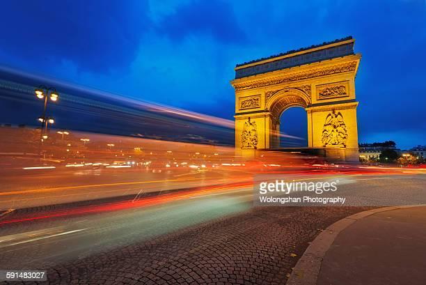 Arc de Tromphe