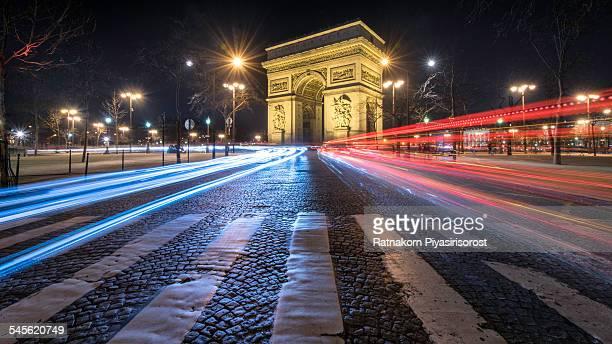 Arc deTriomphe, Paris
