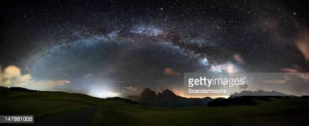Arco de la Via Láctea-Panorama XXL