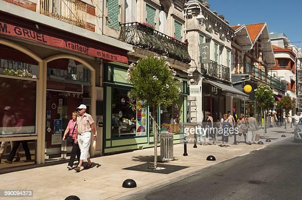 Arcachon street scene