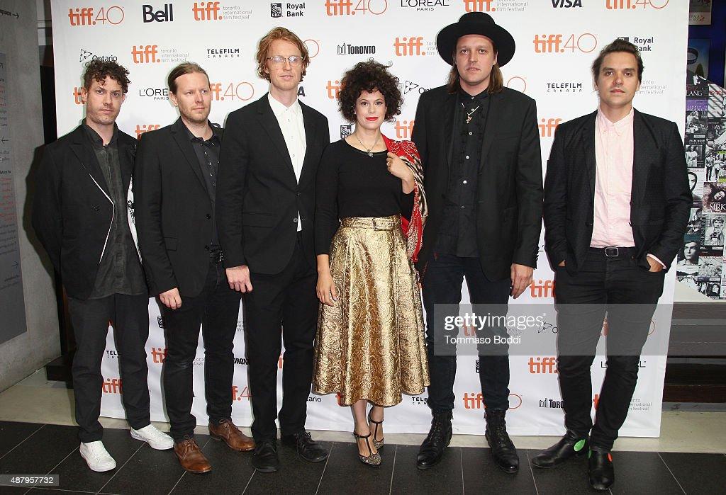 "2015 Toronto International Film Festival - ""The Reflektor Tapes"" Photo Call"
