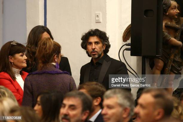 Arcangel attends the 'Bellas Artes' Golden Medal Awards at the Palace of Merced on February 18 2018 in Cordoba Spain