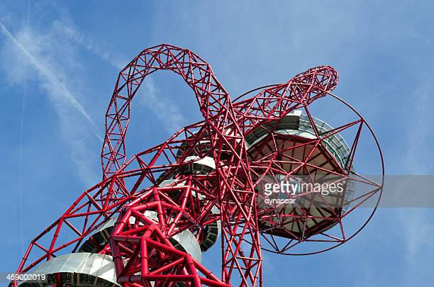 ArcelorMittal Orbit at the London 2012 Olympic Park