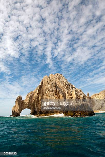 arch at lands end cabo san lucas - cabo san lucas stock pictures, royalty-free photos & images