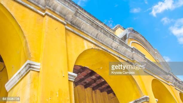Arch at Tanque de la Union in Antigua Guatemala