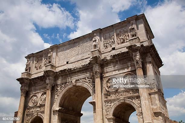 Arch de Constantine Rome