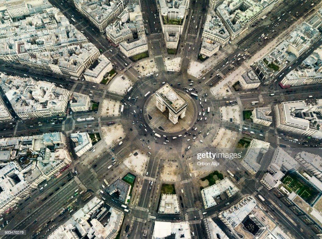 Arch de triomphe : Stock Photo