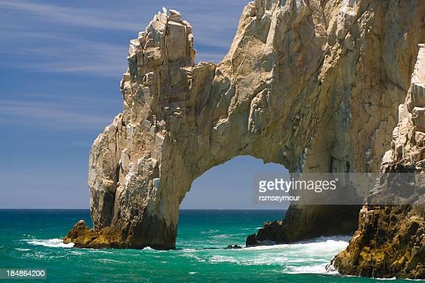 Arche dans la mer de Cortez