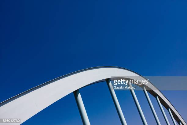 arch of a bridge