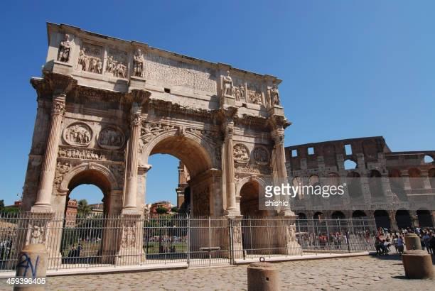 Arco de Constantino em Roma