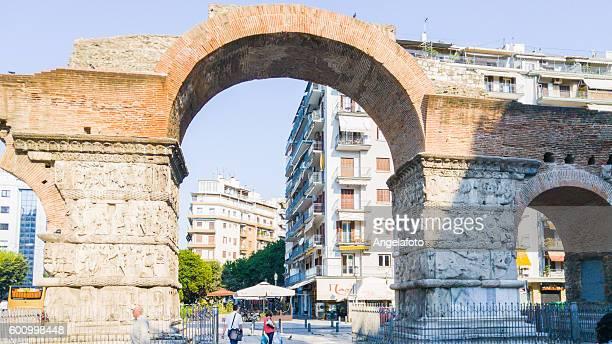 Arch of Galerius, Thessaloniki, Mazedonien, Griechenland