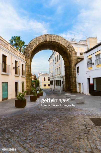 Arch of Trajan in Merida