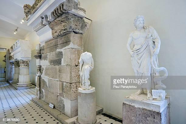 Archaeological Museum at Epidavros