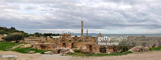 Archaeological Site of Carthage, Tunisia