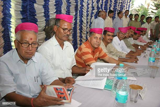 Archaeologists and Scholars of Mithila try to trace the venerated Sanskrit Poet Kalidas in Patna Bihar India