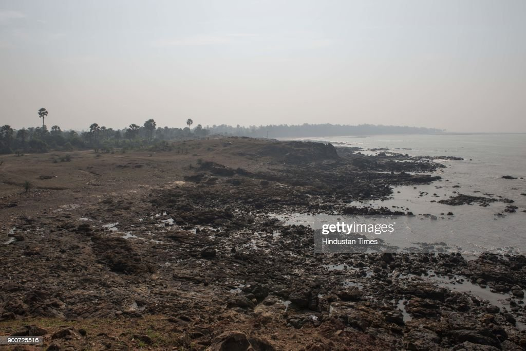 Archaeologists have found stone tools dating back to the Middle Stone Age in north Mumbai, indicating human habitation in the area 10,000 to 15,000 years ago, at Manori Island, on December 29 2017 in Mumbai, India. The microliths, or minute flint stone tools, were found on a hill next to Manori beach, which experts believe could have been a possible factory site for such implements. Researchers said the findings were important in tracing Mumbai's early days and the kind of habitation the islands had in the Mesolithic era.