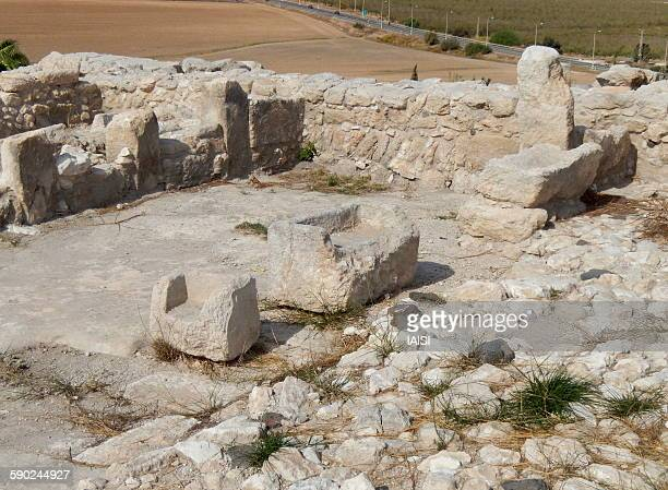 Archaeology at Megiddo, the northern stables