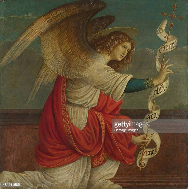 Archangel Gabriel before 1511 Found in the collection of the National Gallery London
