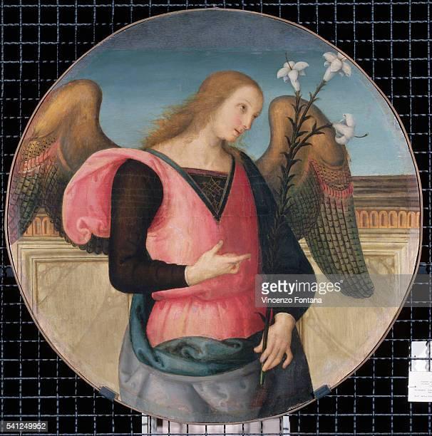 Archangel Gabriel by Pietro Vannucci