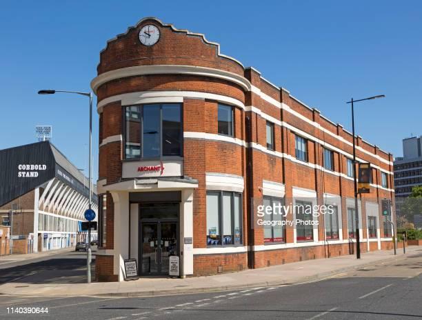 Archant Community Media offices, Portman House, Princes Street, Ipswich, Suffolk, England UK.