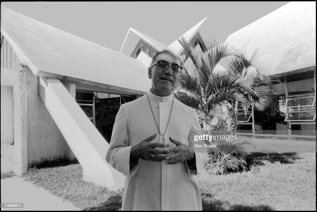 Oscar Romero : News Photo