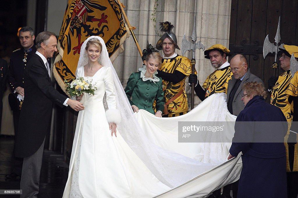 Archduchess Marie Christine of Austria ( : News Photo