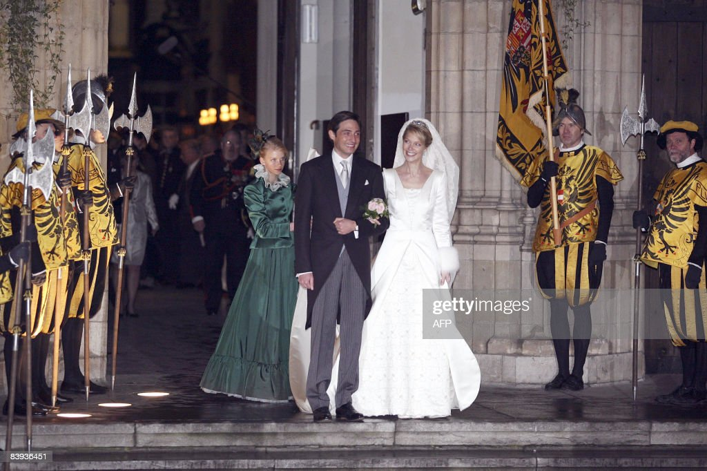 Archduchess Marie-Christine of Austria ( : ニュース写真