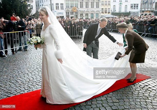 Archduchess MarieChristine of Austria Archduke CarlChristian of Austria Archduchess Gabriella of Austria and Archduchess MarieAstrid of Austria...