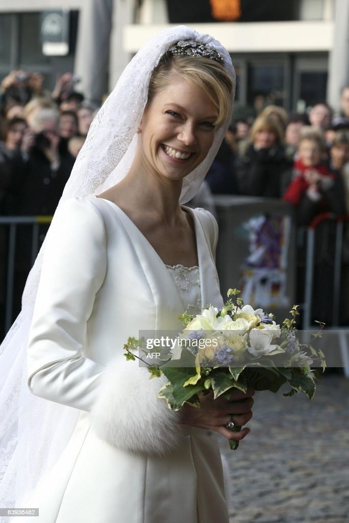 Archduchess Marie-Christine of Austria a : News Photo
