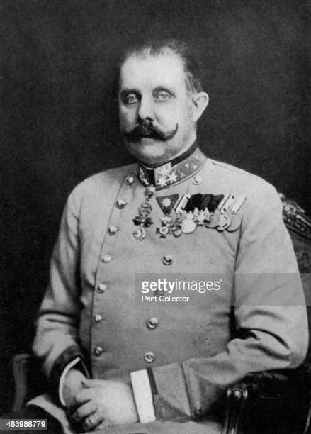 Archduke Franz Ferdinand of Austria early 20th century Franz Ferdinand was assassinated in Sarajevo by a Serb nationalist This event incident...