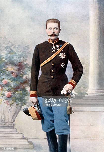 Archduke Franz Ferdinand of Austria late 19thearly 20th century Franz Ferdinand was assassinated in Sarajevo by a Serb nationalist This event...