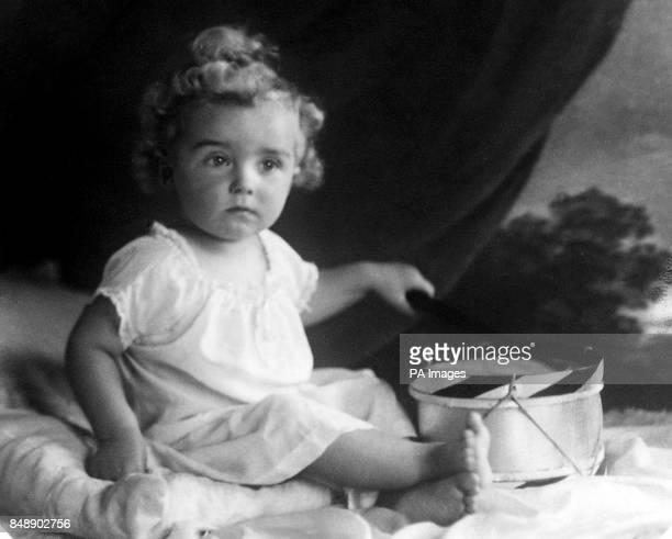 Archduke Franz Joseph Otto, son of Austria's last emperor Karl I.