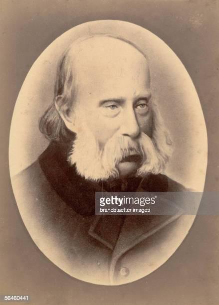 Archduke Franz Karl, father of Emperor Franz Joseph I. Photography by Rosa Jenik, Vienna. 1872. From: Haus OesterreichPhotography. [Erzherzog Franz...