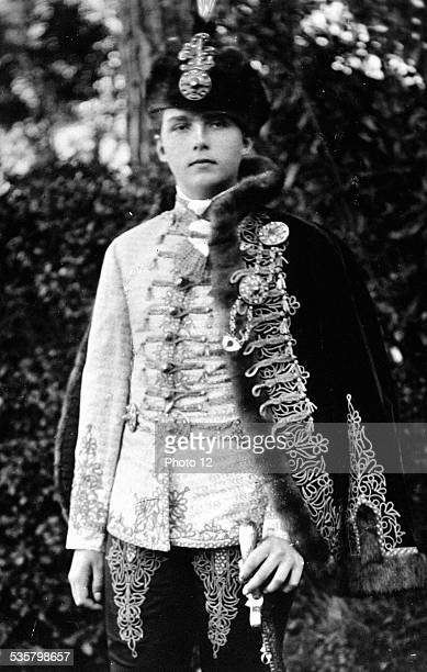 Archduke Otto of Austria Born November 20 son of Emperor Charles I of Germany and Princess Zita of BourbonParma Married in Nancy in 1951 to Princess...