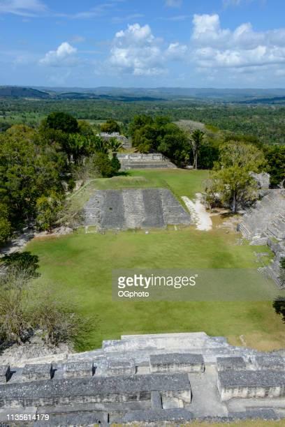 Archeological site of the Mayan ruins of Xunantunich