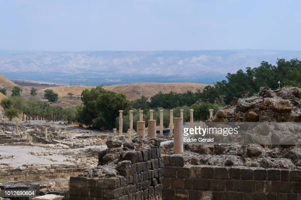 Archeological Sites in Israel