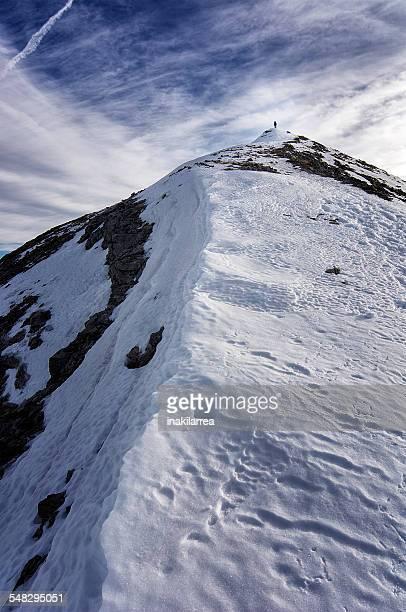 archerito mountain, aragon, huesca, spain - アラゴン ストックフォトと画像