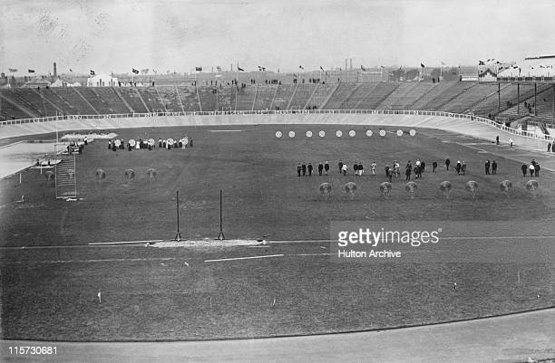Archery at the 1908 Summer Olympics in London White City Stadium
