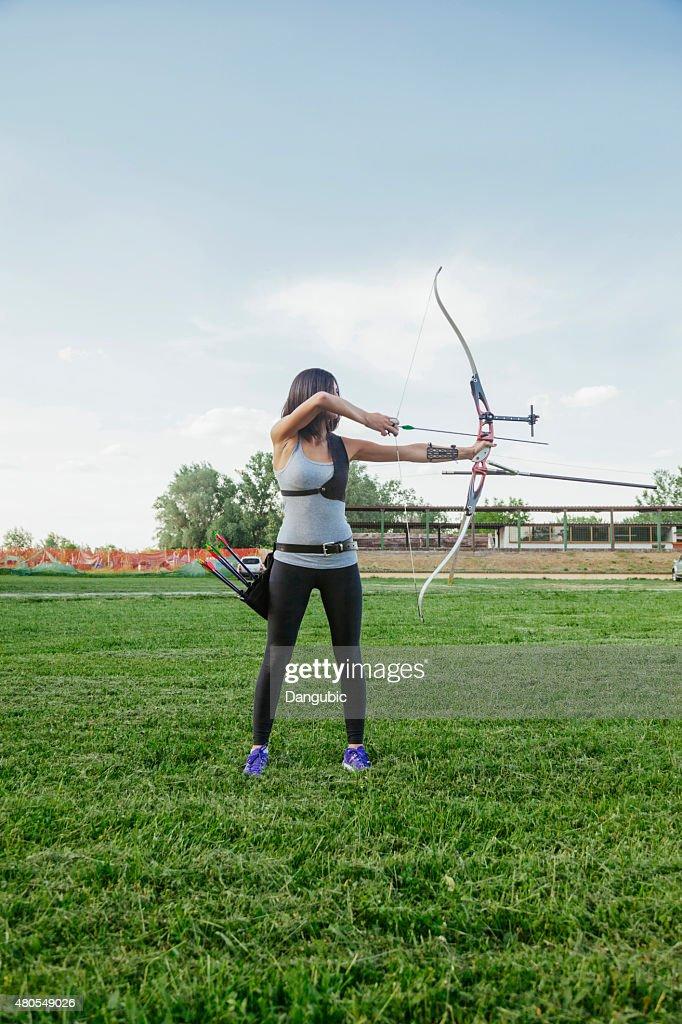 Archery : Stock Photo