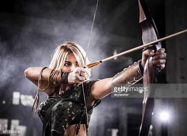 Archery.