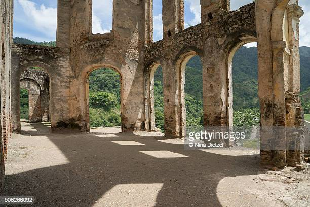 Arches at the Sans-Souci Palace