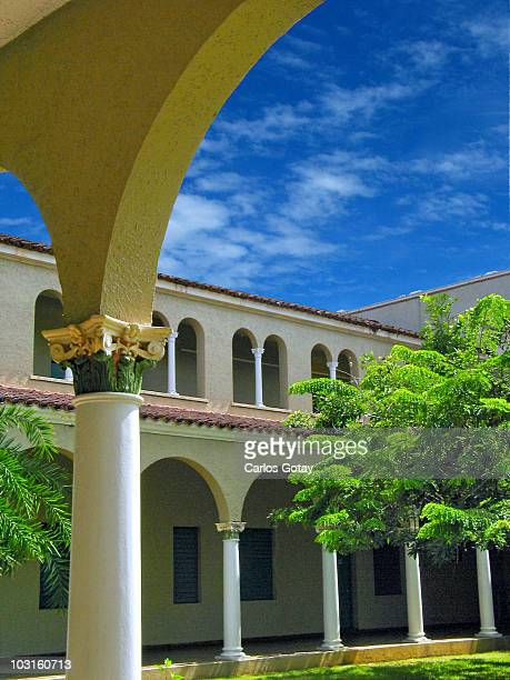 Arches at the Universiy of Puerto Rico