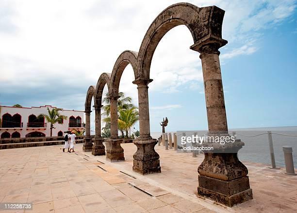 Arches Los Malecon Puerto Vallerta