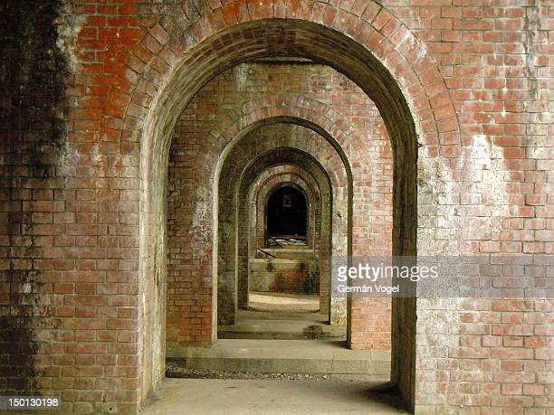 Arches of Nanzenji brick