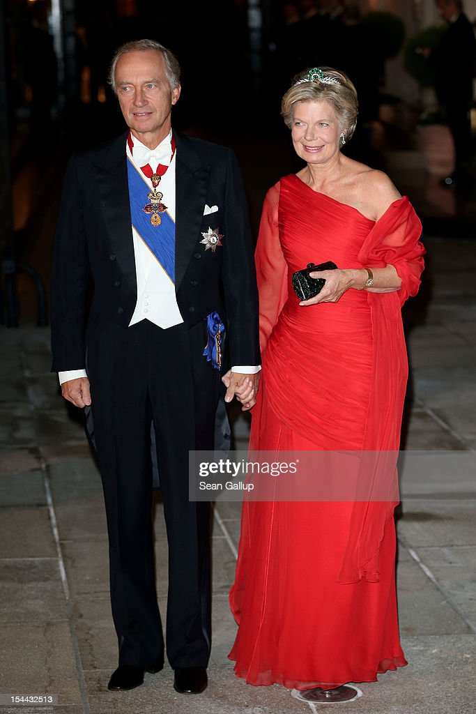 The Wedding Of Prince Guillaume Of Luxembourg & Stephanie de Lannoy - Gala Dinner : News Photo