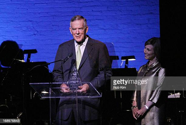 Archibald Cox Jr attends Jazz Foundation of America Presents A Great Night in Harlem at The Apollo Theater on May 17 2013 in New York City