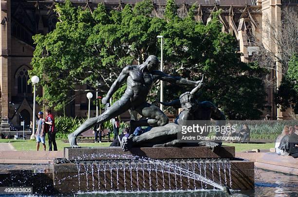 Archibald Fountain - Sydney