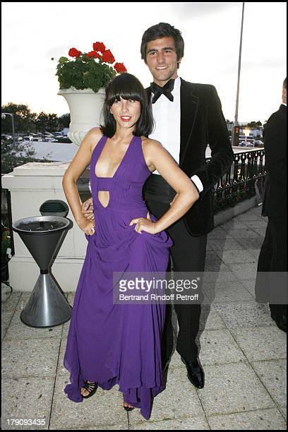 Archibald Pearson and Cecile Togni at 12th Annual 'Grand Bal De Deauville' Organised By Christian Dior And Lucien Barriere